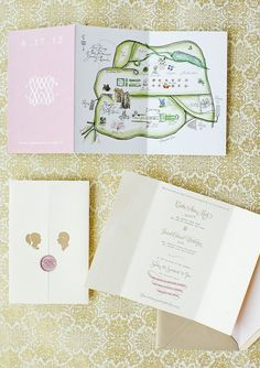 New Jersey Botanical Wedding | Real Weddings and Parties | 100 Layer Cake