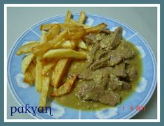 """Las recetas de Pakyan: TERNERA CON ALMENDRAS """"THERMOMIX"""""""