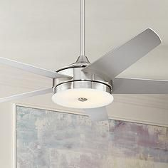 "60"" Possini Euro Design Edge Ceiling Fan $240"
