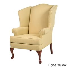 Greyson Living Elyse Wingback Paisley Print Accent Chairs (Elyse