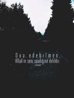 You can pray. It is proof that Allah loves you . Allah& seni sevdiğine delildir… You can pray. It is proof that Allah loves you … - Islamic Prayer, Islamic Quotes, Allah Loves You, Allah Islam, Magic Words, Meaningful Words, Book Quotes, Ramadan, Quran