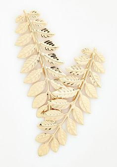 Hats & Hair Accessories - Leaves of Loveliness Hair Pin Set