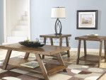 Bradley 3 Piece Table Set T392-13 by Ashley Furniture