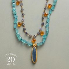 ANCIENT TREASURES NECKLACE: View 1