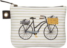 Bicicletta Everything Bicycle Pouch / Cosmetic Bag