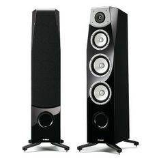 This article compares MartinLogan Motion vs Yamaha Speakers with an emphasis on features and design, plus a table outlining the differences. Tower Speakers, Speaker Stands, Hifi Audio, Wireless Speakers, Speaker System, Yamaha Grand Piano, Yamaha Sound, Yamaha Audio, Sound Room