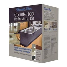 Countertop Paint Home Depot Canada : Home Reno on Pinterest Ikea, Slate Countertop and Sink Faucets