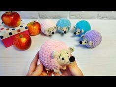 Crochet Hooded Scarf, Crochet Hats, Amigurumi Doll Pattern, Dinosaur Stuffed Animal, Toys, Animals, Youtube, Vr, Amigurumi Patterns
