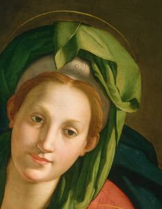 The Holy Family, by Agnolo di Cosimo Bronzino (Italian, 1503-1572)
