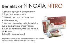 Young Living Essential Oils: NingXia Nitro Want more information www.essentialoillover.com #essentialoillover #youngliving #essentialoils