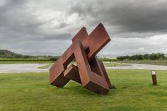 ARTURO BERNED - Escultor / obraMONUMENTAL