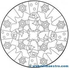 mandalas para colorear -1  Several others are great too