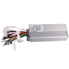 Sunwin Electric Bicycle Brushless Speed Motor Controller 72V 1500W For E-bike& Scooter - http://www.bicyclestoredirect.com/sunwin-electric-bicycle-brushless-speed-motor-controller-72v-1500w-for-e-bike-scooter/