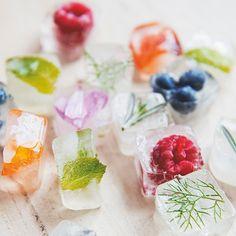 #summer #icecubs #dillekamille | Dille & Kamille