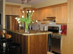 Image result for small kitchen bar ideas