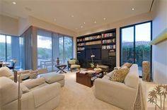 Sally Sirkin Lewis design, living room.