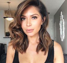 "Marianna Hewitt | blogger på Instagram: ""Shooting an interview today with @vanityfair for @brooksbrothers // makeup: @patrickta hair: @michaelgoyette"""