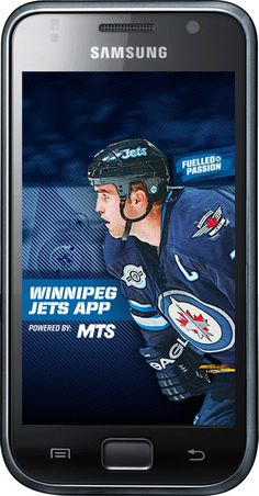 Winnipeg Jets launch new mobile app