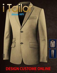 Design Custom Shirt 3D $19.95 heren pak Click http://itailor.nl/suit-product/heren-pak_it54072-2.html