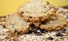 A Better-For-You Chocolate Chip + Sea Salt Cookie Recipe
