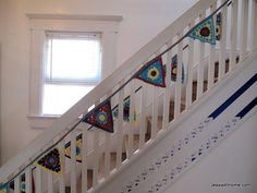 Circle to Triangle Bunting