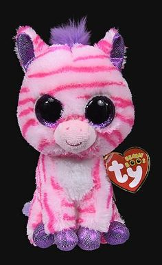 Cookie Pink Valentine s Dog Beanie Boo Plush  eb9498855828