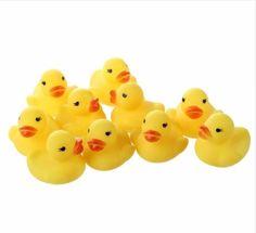 ברווזון צהוב בובה צעצוע לאמבטיה