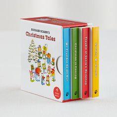 Richard Scarry's Christmas Tales (Set of 4) #NodWishlistSweeps