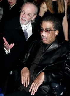 George Carlin and Richard Pryor - Two of my favorite comedians. May they both forever rest in peace.