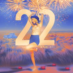 Taylor Swift - Taylor Swift - 22 made by Jonathan R.