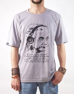 Camiseta Plugging Einstein - Masculina.