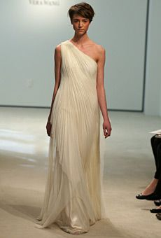 Vera Wang - Spring 2009 - This would make a great evening gown