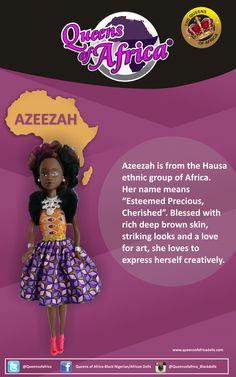 Queens of Africa - Azeezah