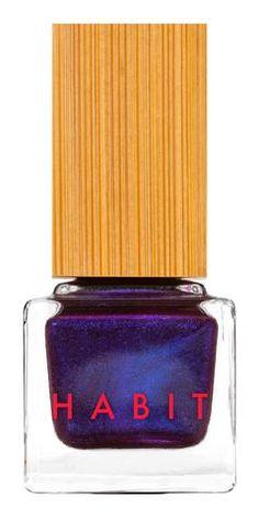 Habit Cosmetics Nail Polish Color 09 Creature of the Night
