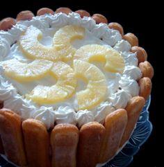 Torta tiramisù all'ananas ricetta senza uova