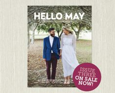 Hello May - bridal blog & magazine