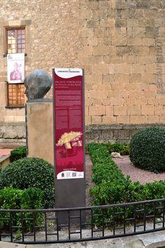 Proyecto de Señalización Turística en Onil (Alicante) geoturismoweb.com/