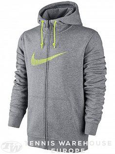 Sudadera Hombre Nike Swoosh Fleece Full-Zip Invierno                                                                                                                                                      Más