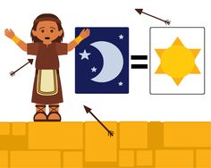 Lesson Plans of an OCD Primary Chorister: Song: Samuel Tells of the Baby Jesus  Sunbeams lesson 8
