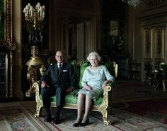 HM The Queen & Prince Philip, Duke of Edinburgh