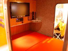 Why micro campers and caravans will rule 2016 Teardrop Caravan, Caravans, Camper Van, Motorhome, Recreational Vehicles, Rv, Mobile Home Insurance, Travel Trailers, Camper