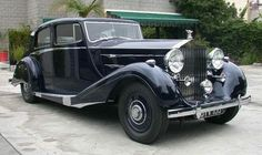 Vintage Cars, Antique Cars, Vintage Rolls Royce, Rolls Royce Phantom, Old Cars, Cars And Motorcycles, Automobile, Wheels, British