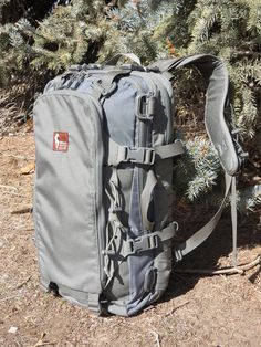 Hill People Gear | Aston House Pack | A multitude of low profile organizational features in a mid size pack