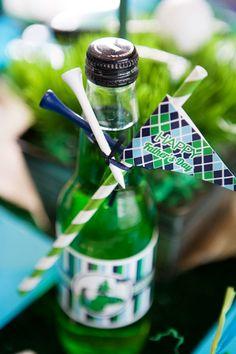 be golf drink green