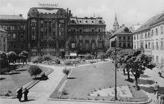 Stará Bratislava Bratislava, Old Photos, Banks, Nostalgia, Arch, Louvre, Street View, Europe, Building