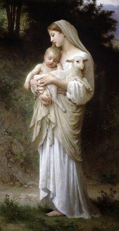 William Adolphe Bouguereau... | Kai Fine Art More