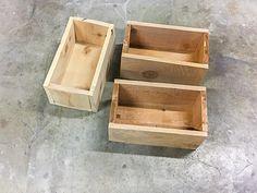 building a 3 tier wooden planter box