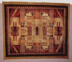 bauhaus rug by Joop Kleed, via Flickr