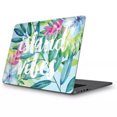 Island Vibes MacBook Skin. Shop now at www.skinit.com #summer #islandvibes #macbook #laptop #macbookskin #laptopskin