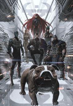 Universo Marvel 616: Confira a primeira capa da comemoração dos 50 anos de Inumanos